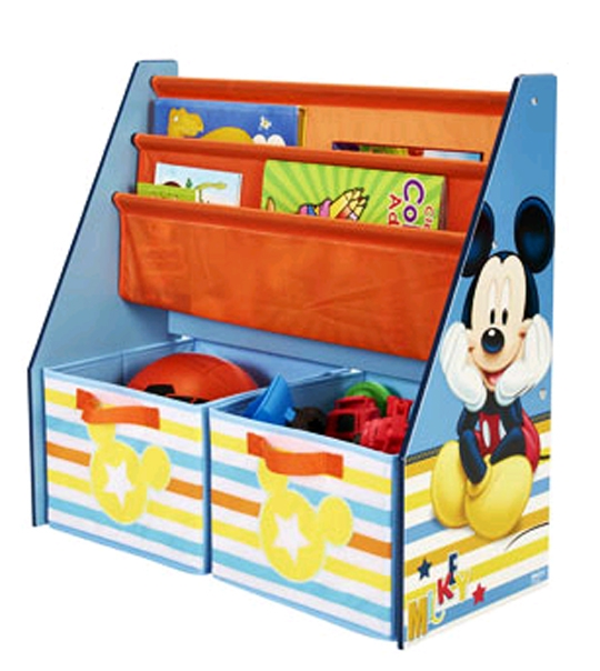 biblioth que enfants mickey disney chez doudou. Black Bedroom Furniture Sets. Home Design Ideas