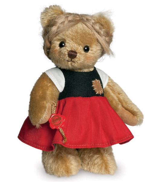 Ours de collection Gretel 17 cm en peluche