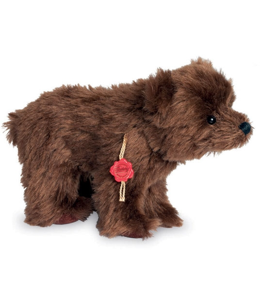 Ours de collection grizzli 23 cm en peluche