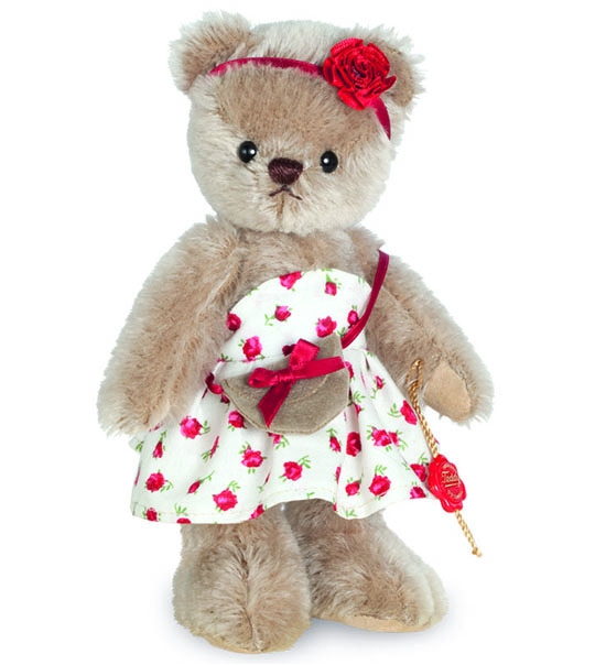 Ours de collection Katarina 20 cm en peluche