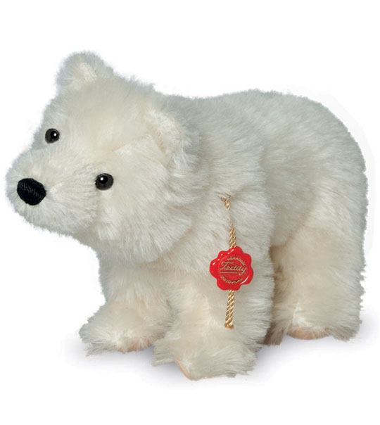 Ours de collection polaire 23 cm en peluche