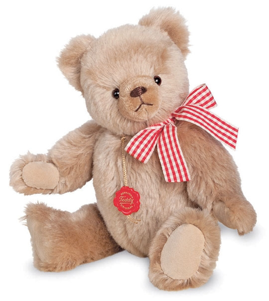 Ours de collection Rainer 30 cm en peluche
