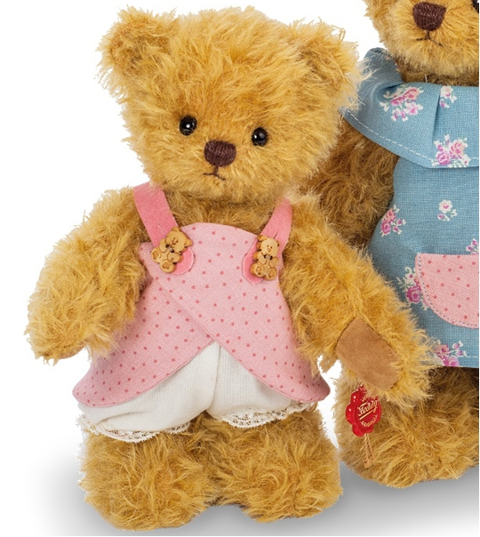 Ours en peluche de collection Sophia 19 cm en peluche