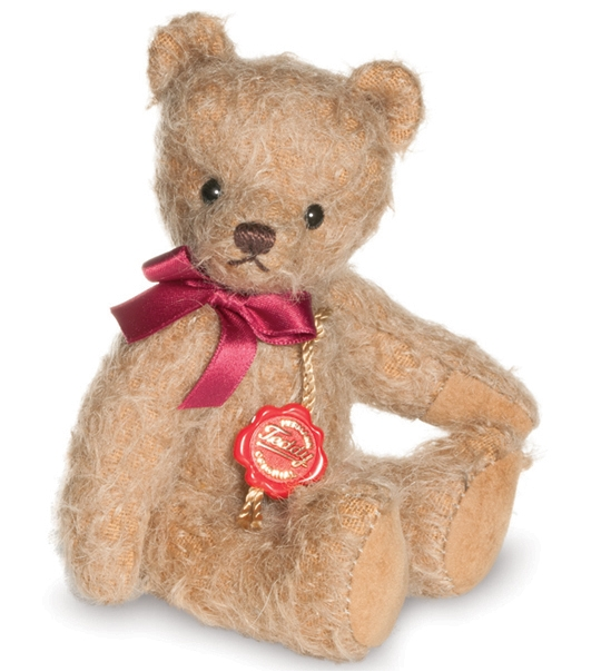 Ours teddy de collection Fidl 15 cm en peluche