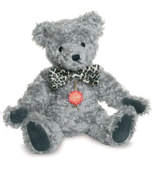 Ours teddy de collection Weston 40 cm en peluche