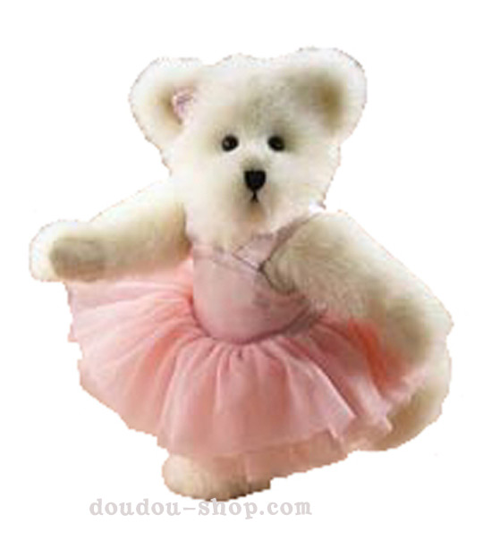Peluche Ashley K. Tippytoes en peluche