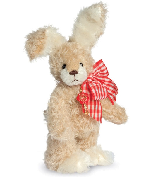 Peluche de collection lapin Stuppsi 25 cm en peluche