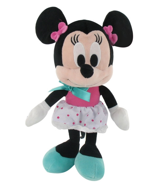 peluche i love minnie