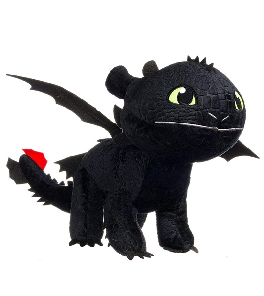 peluche dragon krokmou g ant 1 m chez doudou. Black Bedroom Furniture Sets. Home Design Ideas