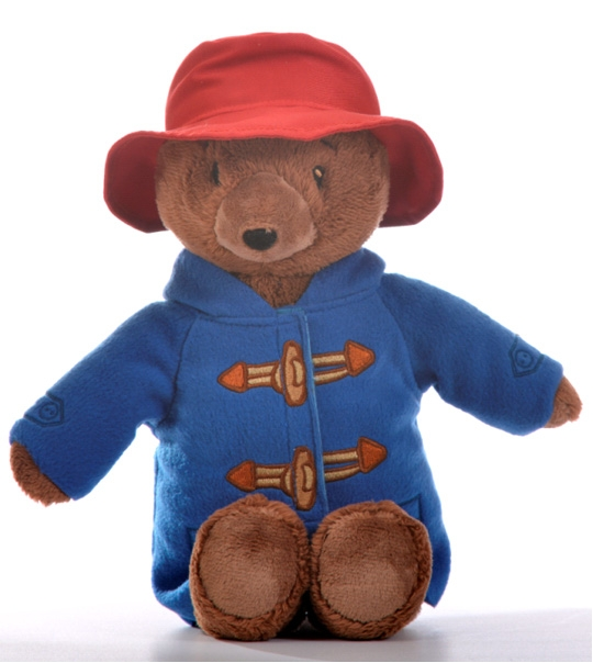 peluche paddington le film 22 cm chez doudou. Black Bedroom Furniture Sets. Home Design Ideas