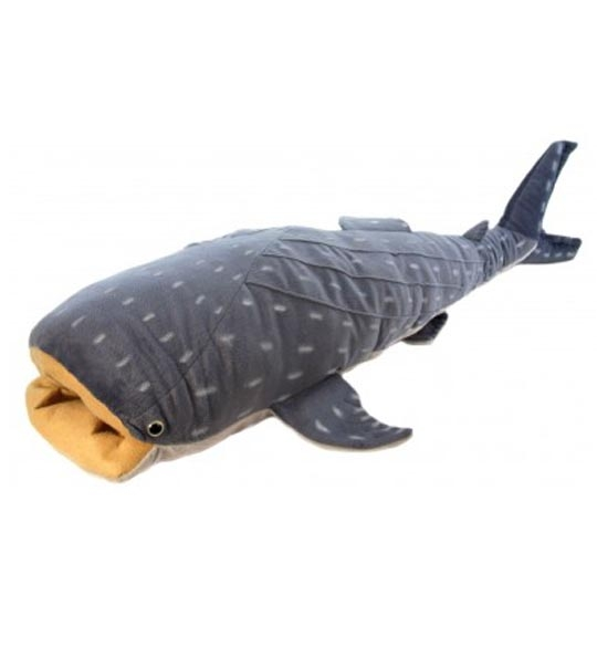 peluche requin baleine 1 m chez doudou. Black Bedroom Furniture Sets. Home Design Ideas