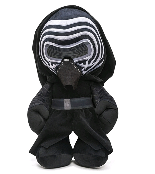 peluche star wars kylo ren 45 cm chez doudou. Black Bedroom Furniture Sets. Home Design Ideas