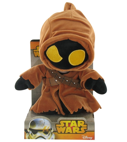 peluche starwars jawa 25 cm chez doudou. Black Bedroom Furniture Sets. Home Design Ideas
