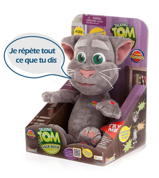 jouet chat tom