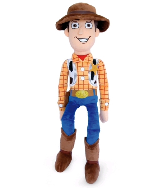peluche toy story woody 60 cm chez doudou. Black Bedroom Furniture Sets. Home Design Ideas