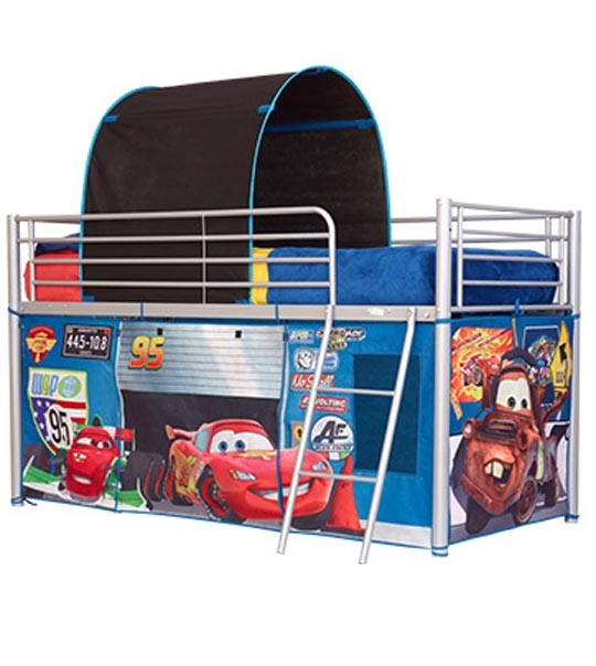 tente de lit cars disney chez doudou. Black Bedroom Furniture Sets. Home Design Ideas