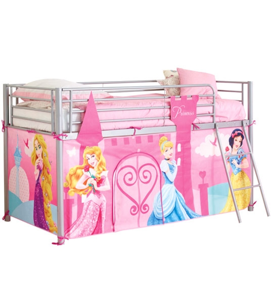 tente de lit princesses disney chez doudou. Black Bedroom Furniture Sets. Home Design Ideas