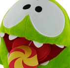 Les peluches et doudous Cut the Rope