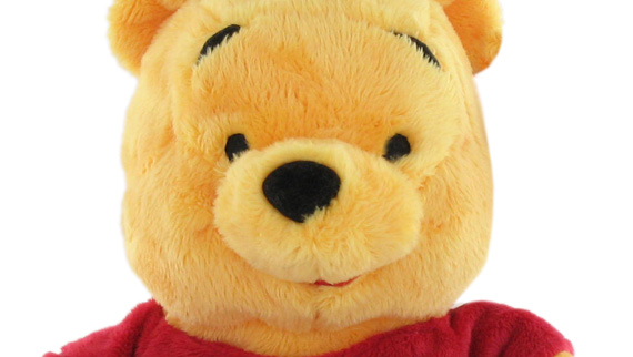 Peluche Winnie i love you