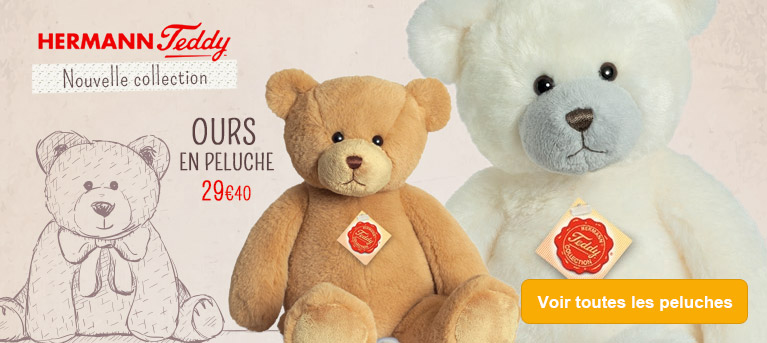 Nouvelle collection Hermann Teddy