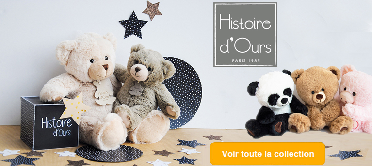 Collection Histoire D'ours 2017