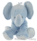 Peluche Grand Elephant bleu Tartine et Chocolat