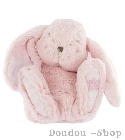 Peluche Grand Lapin rose Tartine et Chocolat