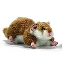 peluche Peluche Hamster couch� 16cm