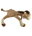 Peluche girafe Sam allong�e 70 cm