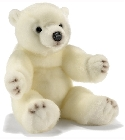 Peluche Ourson flocon 40cm