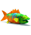 peluche Peluche Poisson 28cm de long
