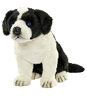 peluche Peluche Border collie Anima 25 cm