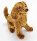peluche Peluche Golden retriever Anima 28 cm
