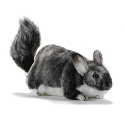 peluche Peluche Anima chinchilla 25 cm