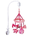 peluche Mobile musical Graine de doudou souris