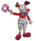 Peluche Magic Circus Alfred le clown