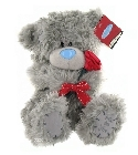 peluche Ours Me to You 23 cm avec une rose