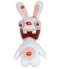 Peluche Lapin cr�tin Kiss 18 cm