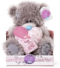 peluche Ours Me to You Thank you heart 23 cm