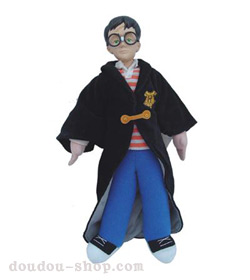 peluche geante harry potter