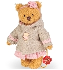 peluche Ours Teddy de collection Anne Marie 14 cm