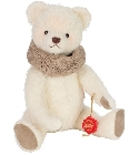 peluche Ours Teddy de collection Pietro 27 cm