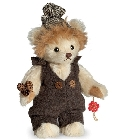 peluche Ours en peluche de collection Maxi 17 cm