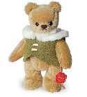 peluche Ours en peluche de collection Chris 15 cm