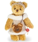 peluche Ours Teddy de collection Carla 22 cm