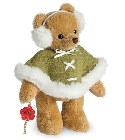 peluche Ours en peluche de collection Susi 18 cm