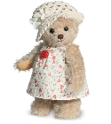 peluche Ours teddy de collection Emilia 22 cm