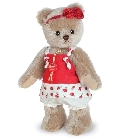 peluche Ours de collection Katinka 23 cm