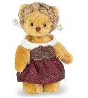 peluche Ours Teddy de collection Kunigunde 19 cm