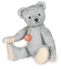 peluche Ours de collection Larry 20 cm (mohair)